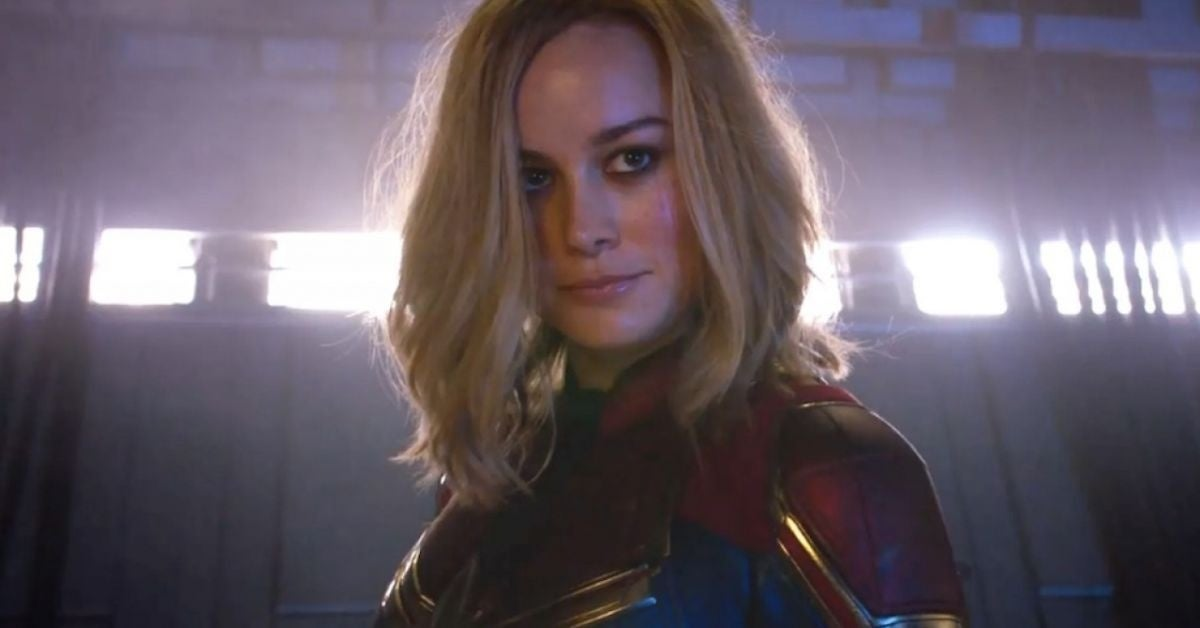 captain marvel brie larson no secrets