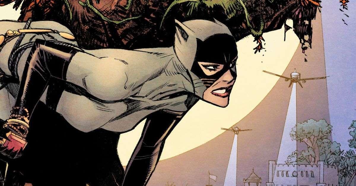 catwoman original costume DC comics