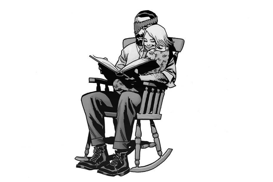 Charlie Adlard : Image Comics