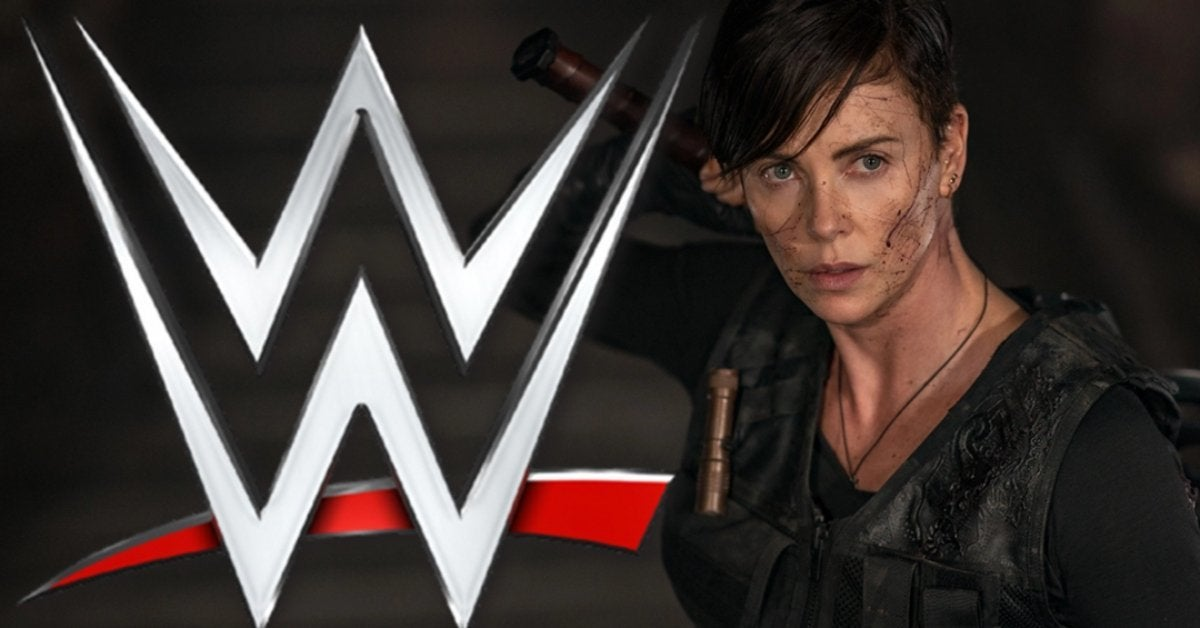 Charlize Theron The Old Guard WWE