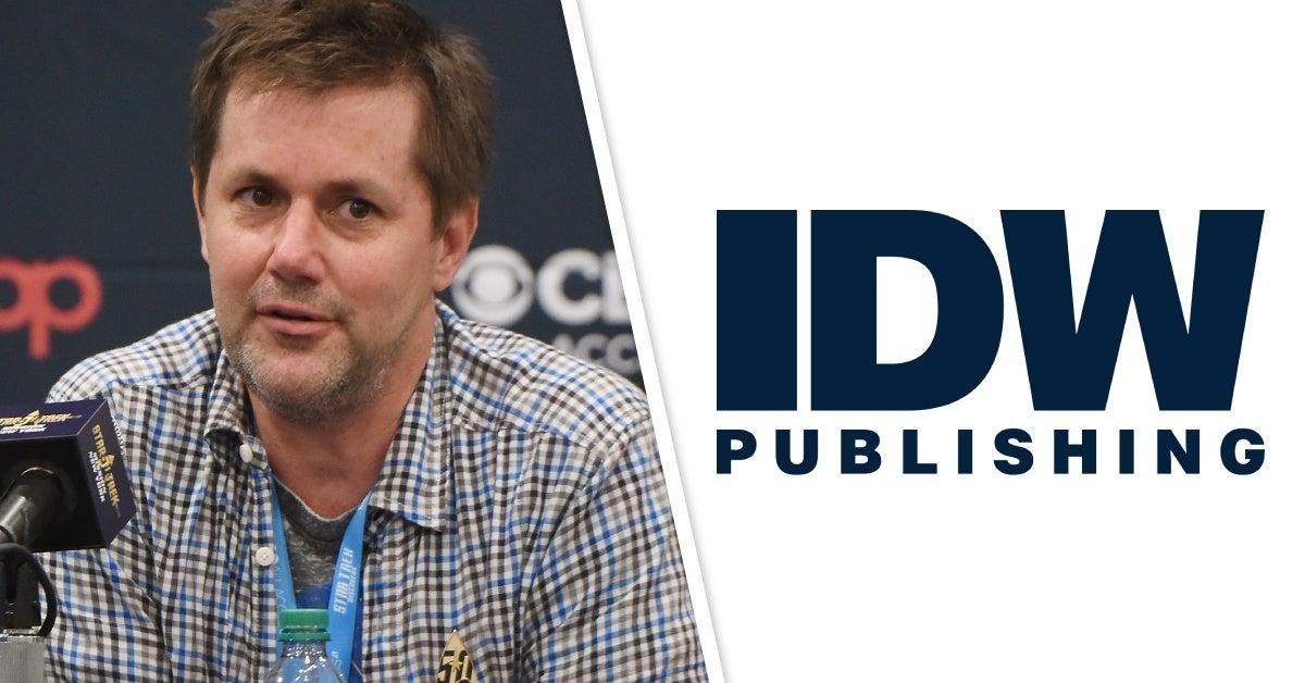 chris ryall idw publishing