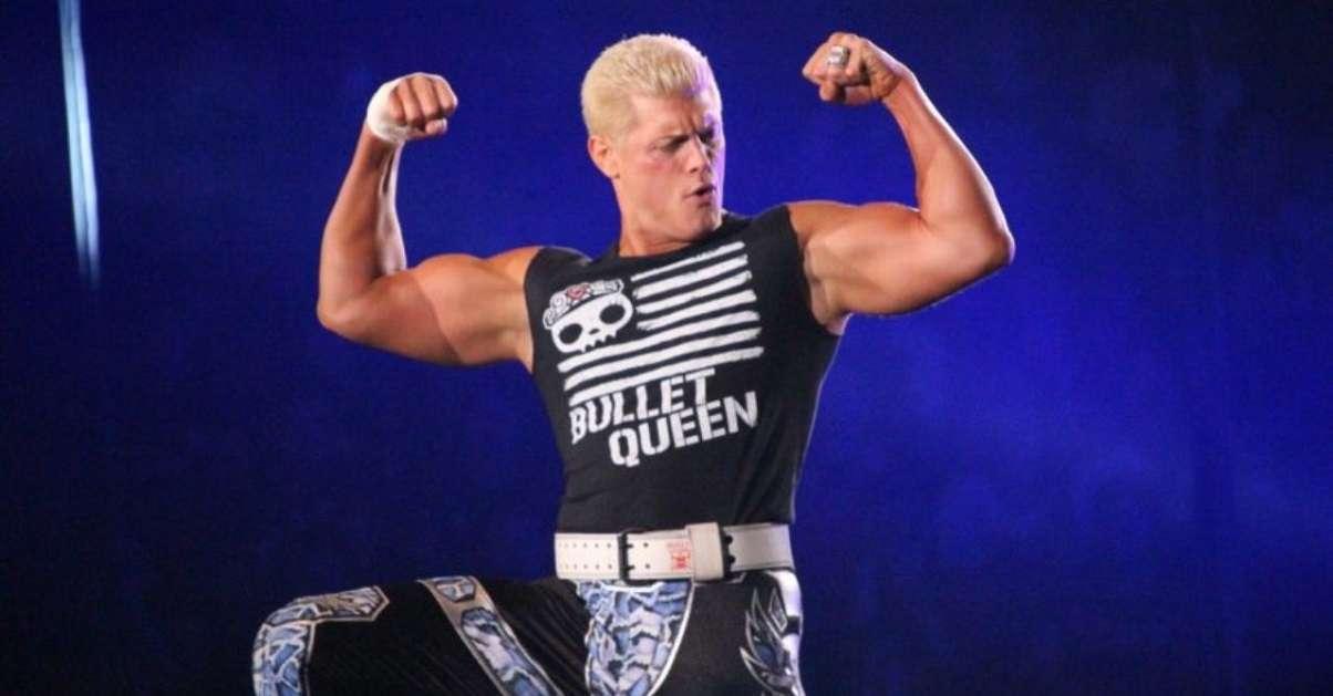 Cody Rhodes AEW Delete Account