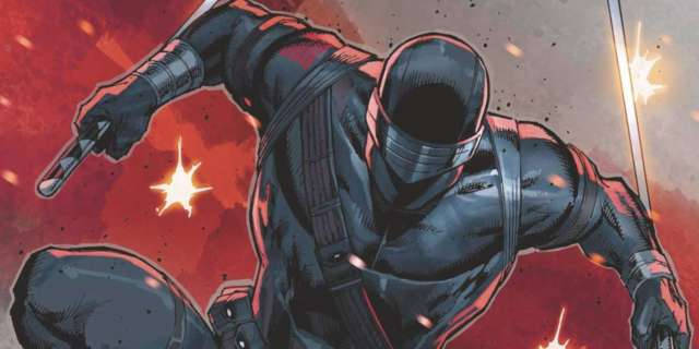 Comic Reviews - Snake Eyes Deadgame #1