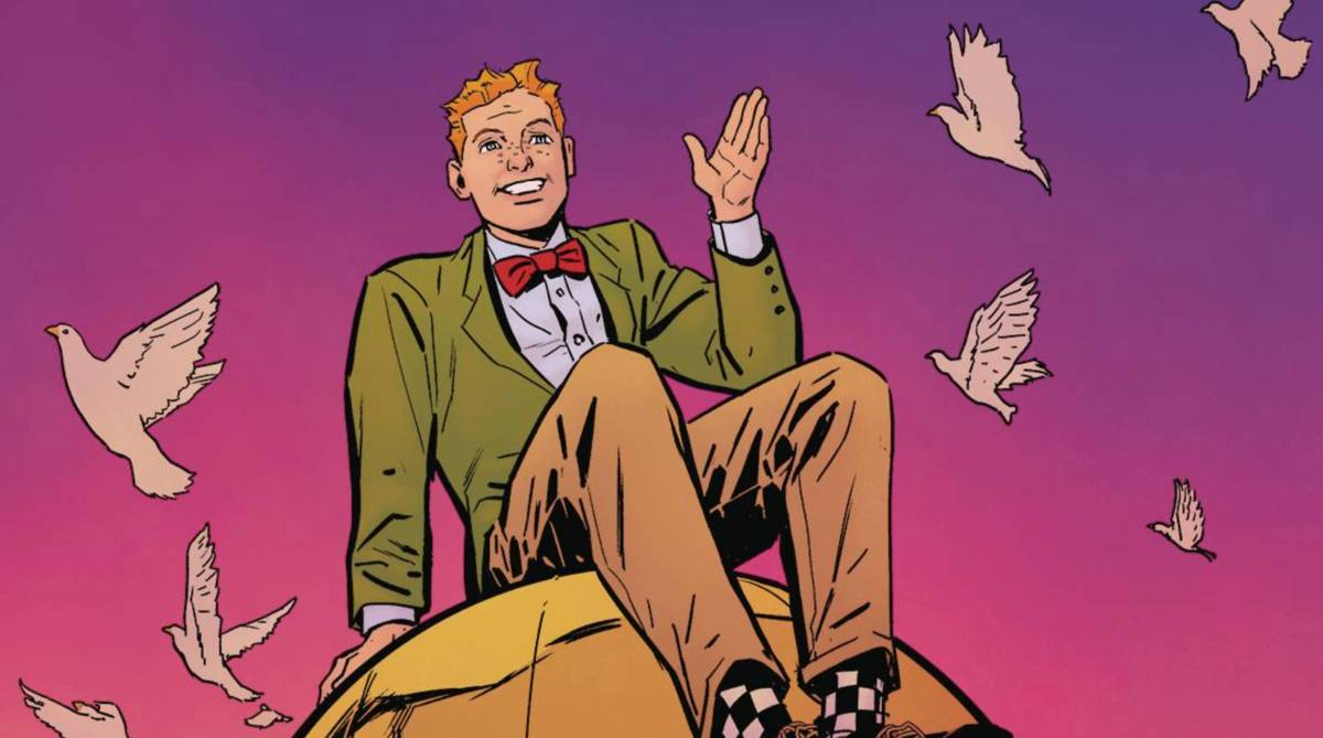 Comic Reviews - Superman's Pal Jimmy Olsen #12