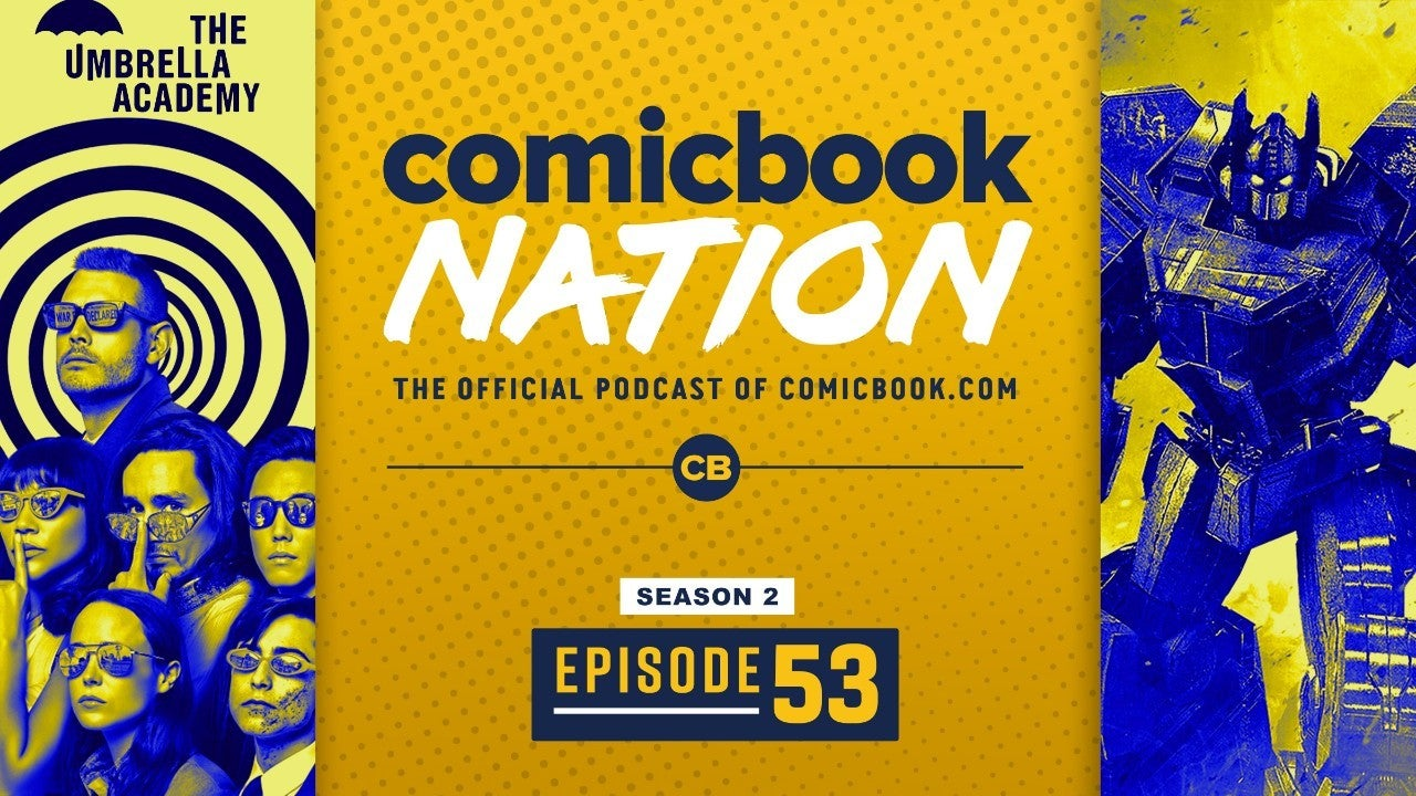 ComicBook Podcast Emmy Nominations 2020 Umbrella Academy Season 2 Transformers War Cybertron Reviews Netflix