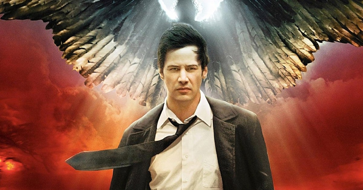 Constantine Movie HBO Max JJ Abrams Keanu Reeves