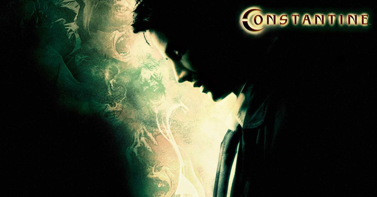 Constantine Movie Keanu Reeves SDCC Reunion