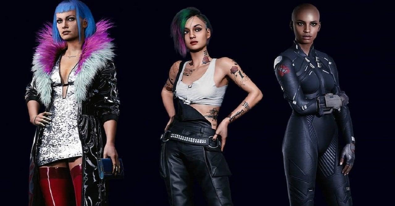 New Cyberpunk 2077 Character Artwork Revealed