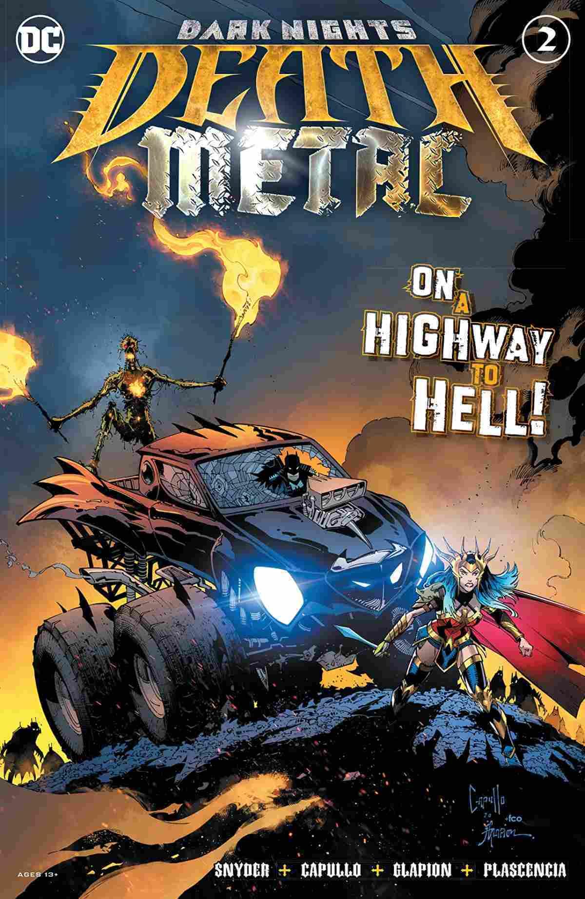 Dark Nights Death Metal #2