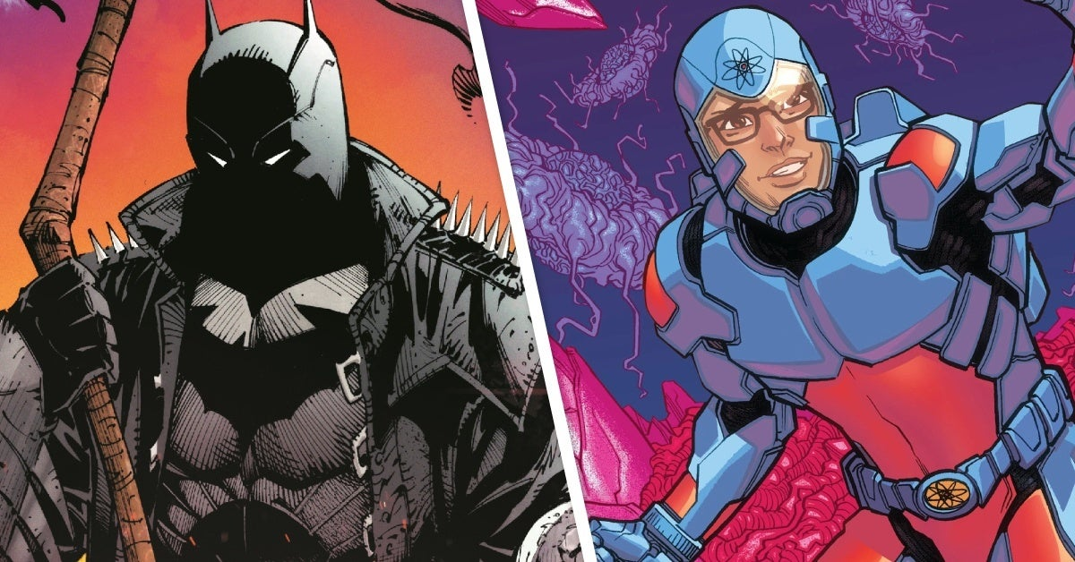dark nights death metal atom batman header