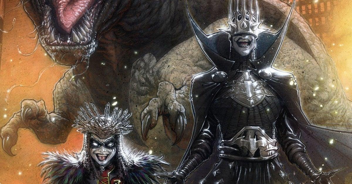 dark nights death metal legends of the dark knights 1