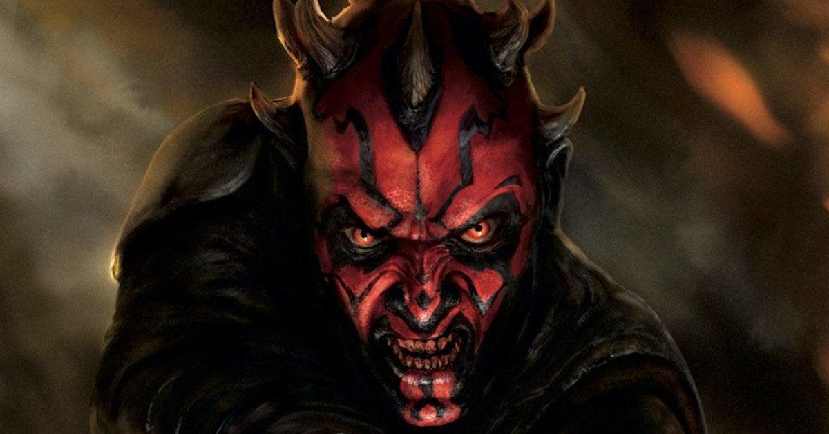 Darth Maul Son of Dathomir star Wars