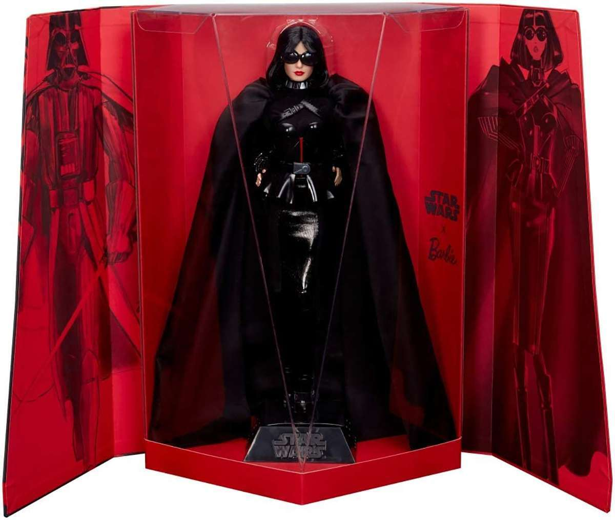 The Star Wars Darth Vader Barbie Doll is 50% off Today Only