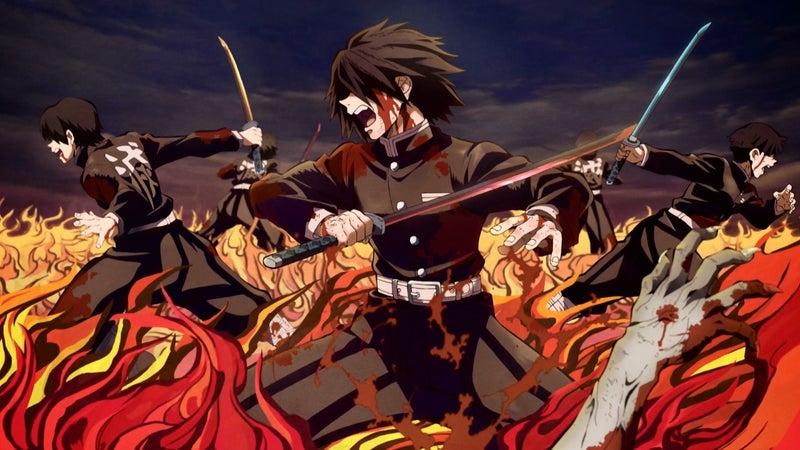 Demon Slayer Hashira Training Arc