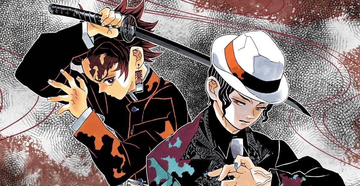 Demon Slayer Manga Sales