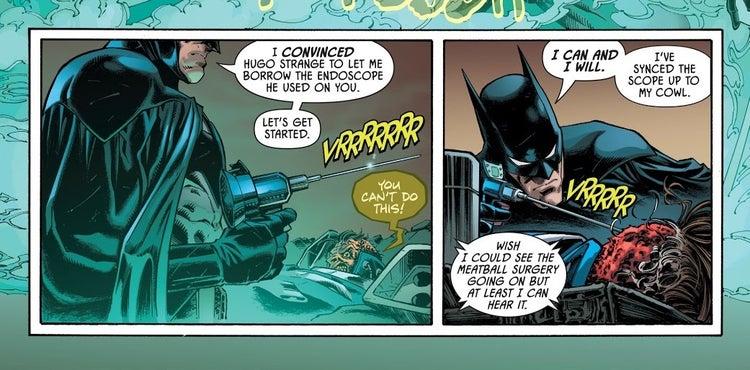 detective comics 1024 batman two face brain surgery 1