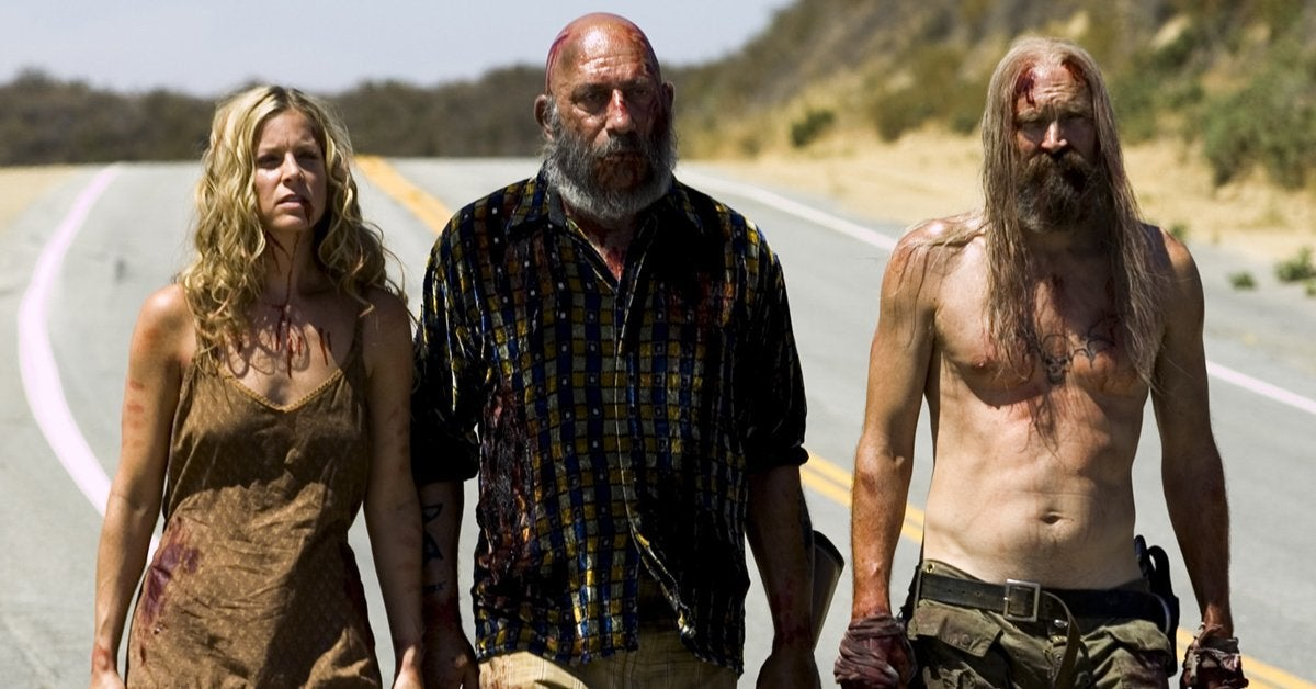 devil's rejects sheri moon zombie sid haig bill moseley