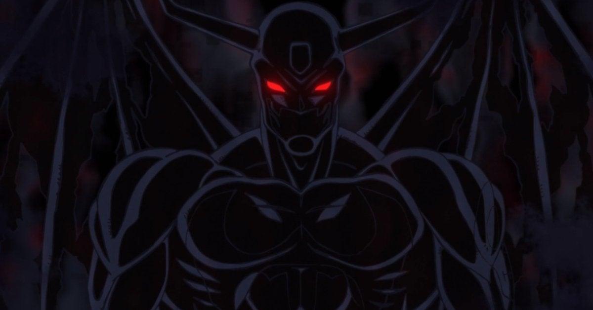 Digimon Adventure Devimon Reboot Tease Anime