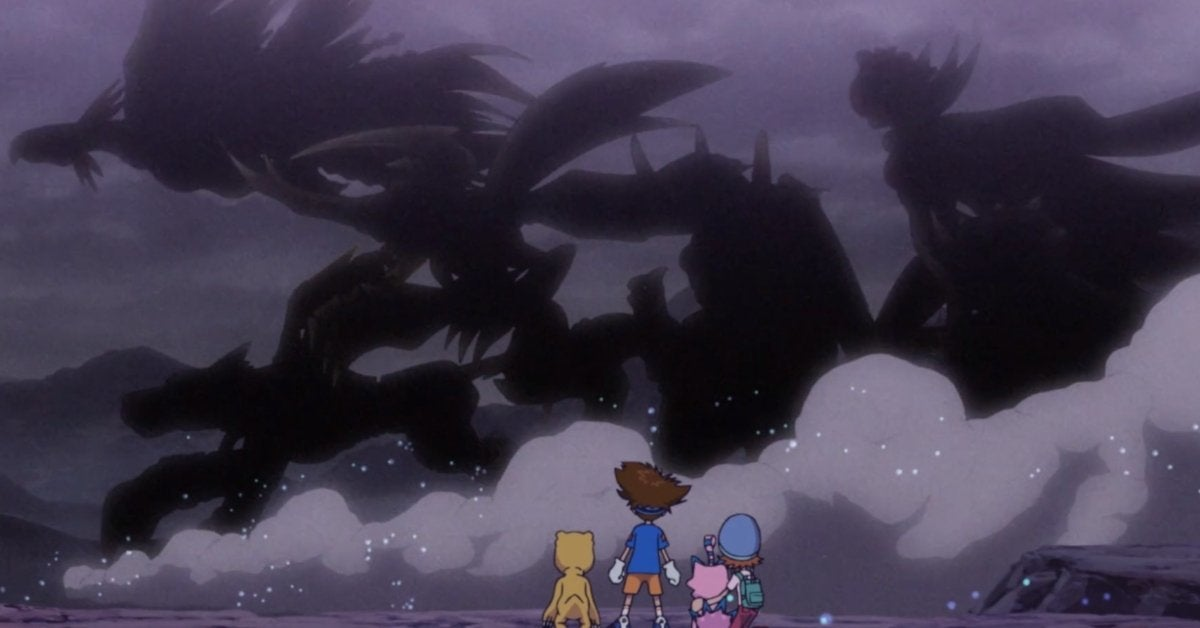 Digimon Adventure New DigiDestined Origin