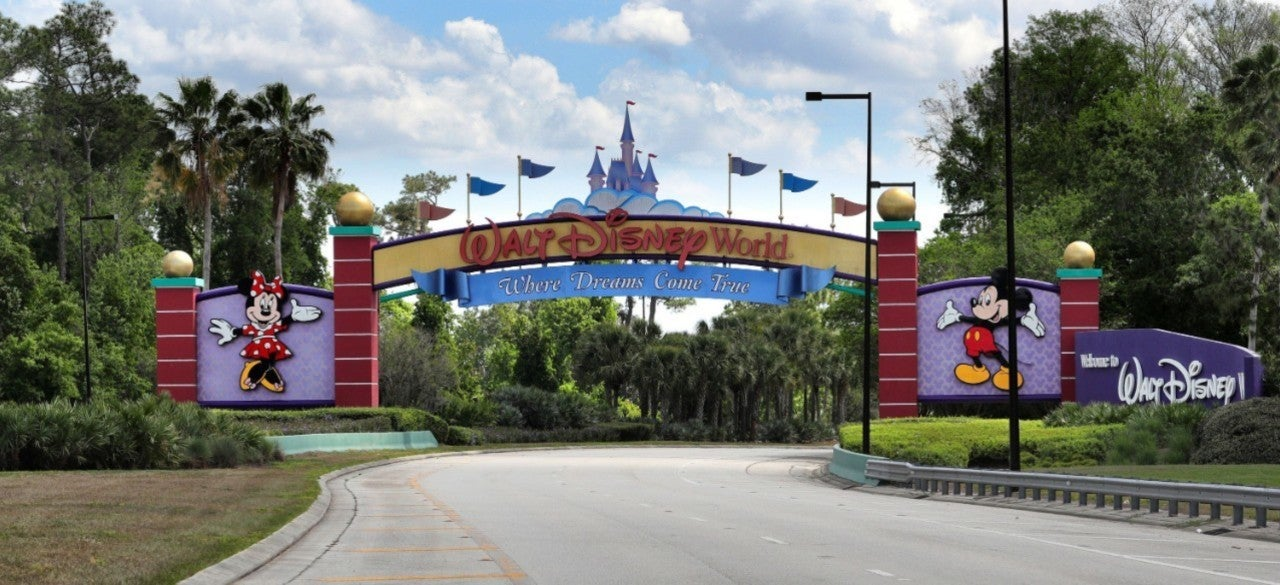 Walt Disney World Welcome Back Video Is Even Creepier With the US Song