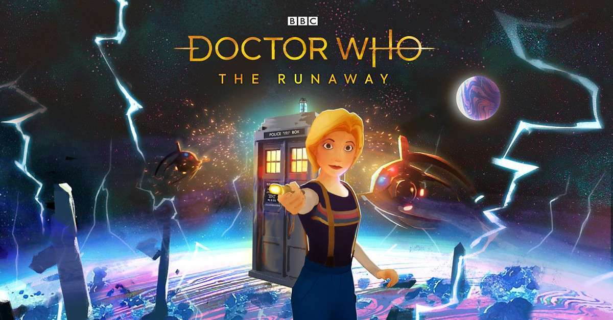 Doctor Who the Runaway Emmy Nomination