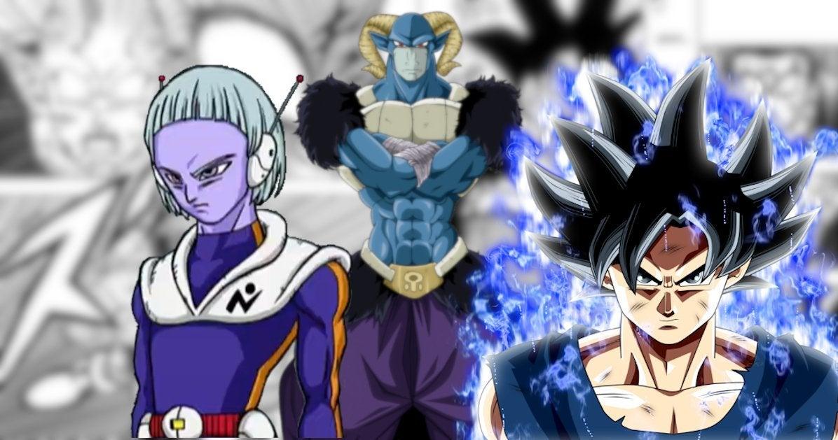 Dragon Ball Super Manga 62 Spoilers New Next Story Arc
