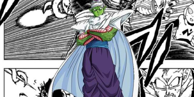 Dragon Ball Super Manga Piccolo Suicide