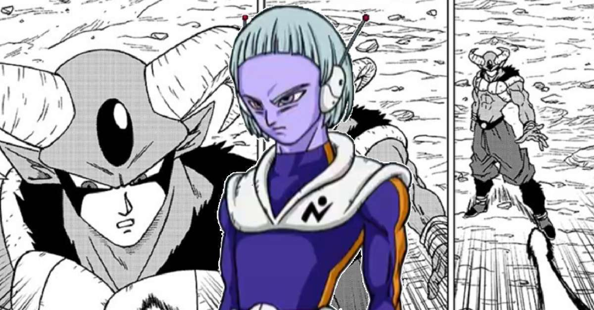 Dragon Ball Super Merus Moro