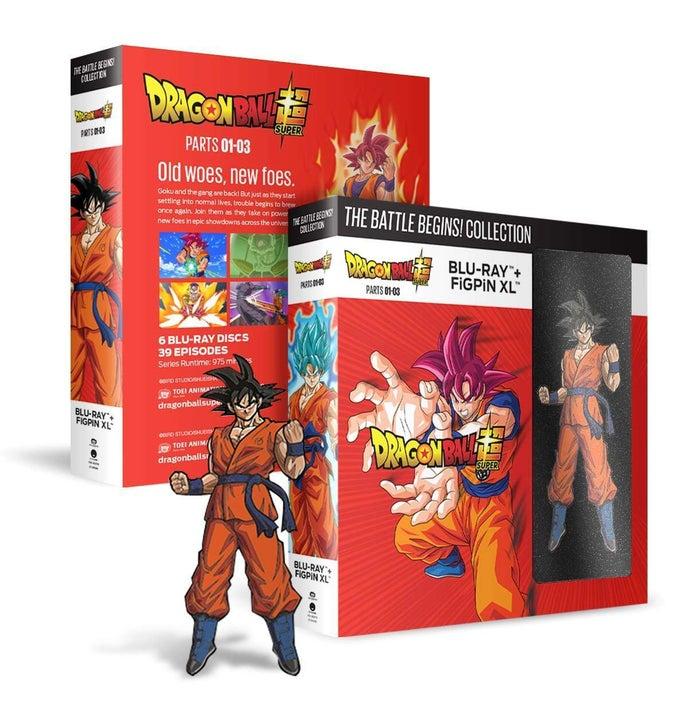 Dragon Ball Super Wal-Mart