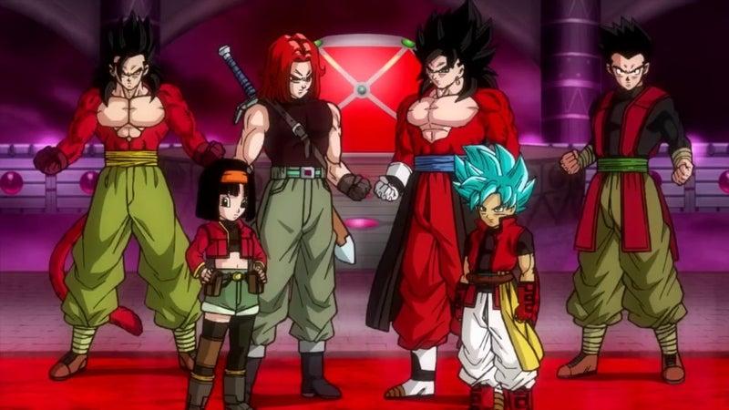 Dragon Ball Xeno TIme Patrol Spinoff