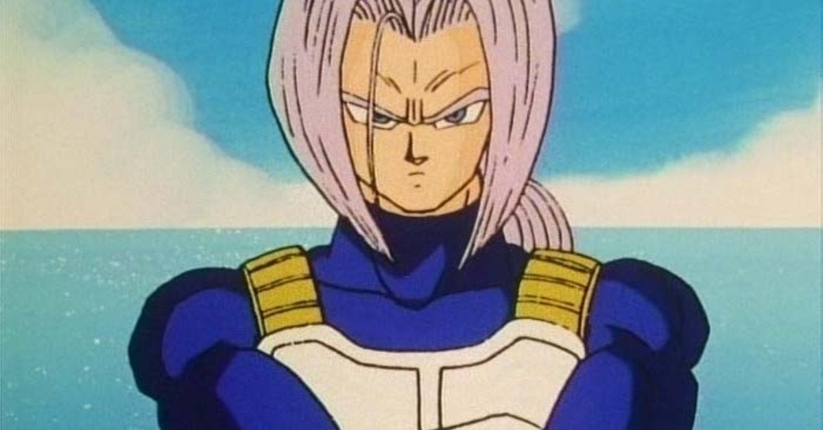 Dragon Ball Z Future Trunks