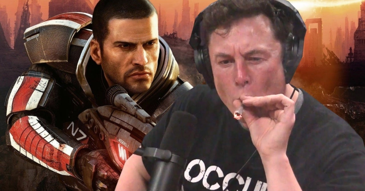 Elon Musk Reveals His Favorite Games of All Time