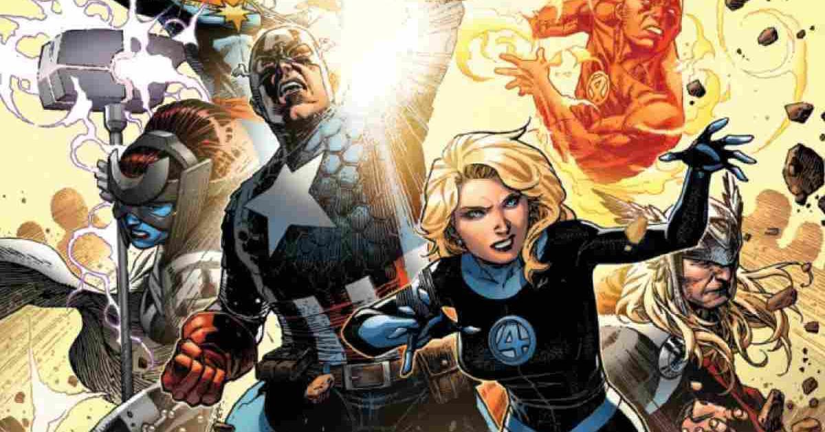 Empyre #2 Marvel