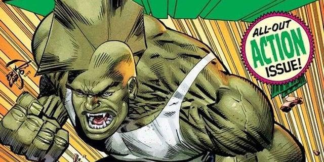 Erik Larsen on That Shocking Savage Dragon #250 Twist