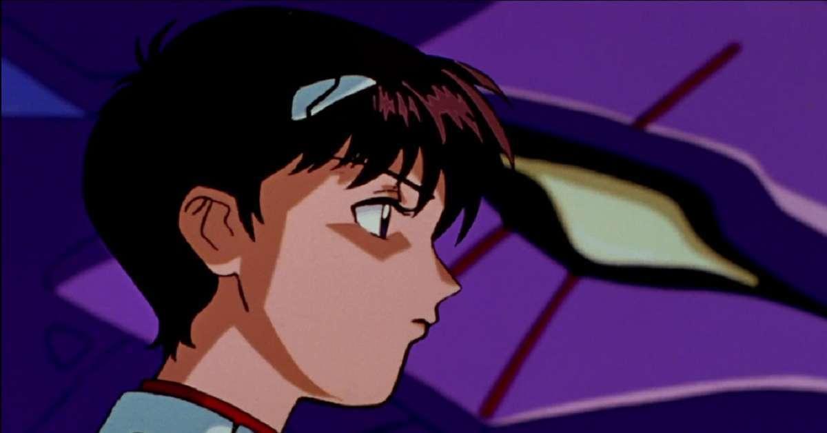 Evangelion Buff Shinji Ikari Cosplay