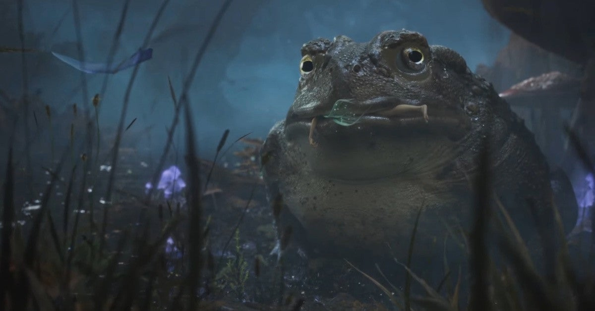 Fable Frog