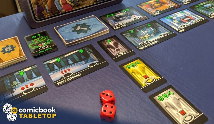Fallout Shelter: The Board Game Review - A Pleasant Introduction to the Fallout Universe
