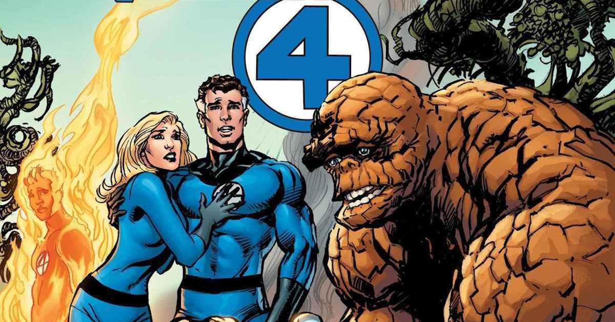 Fantastic Four Antithesis