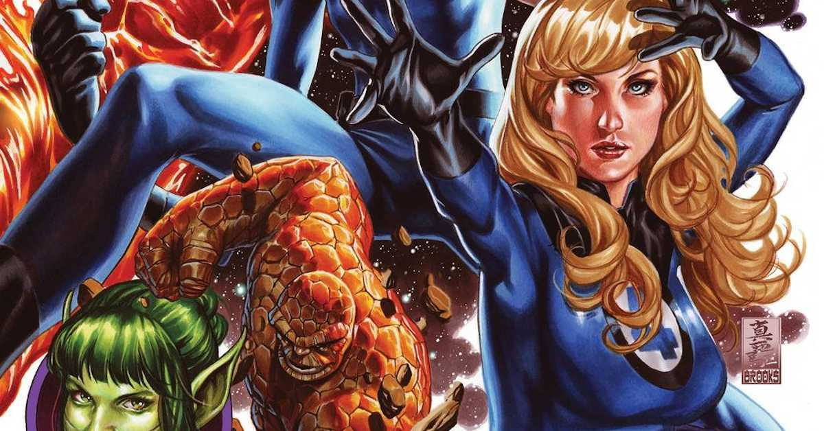 Fantastic Four New Costumes