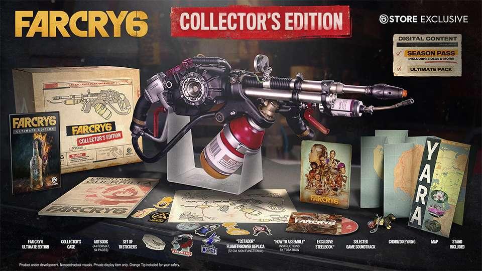 Far Cry 6 Pre Orders Are Already 10 Off