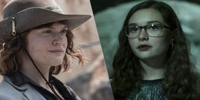 Fear the Walking Dead Zoe Colletti Dakota Colby Minifie Virginia