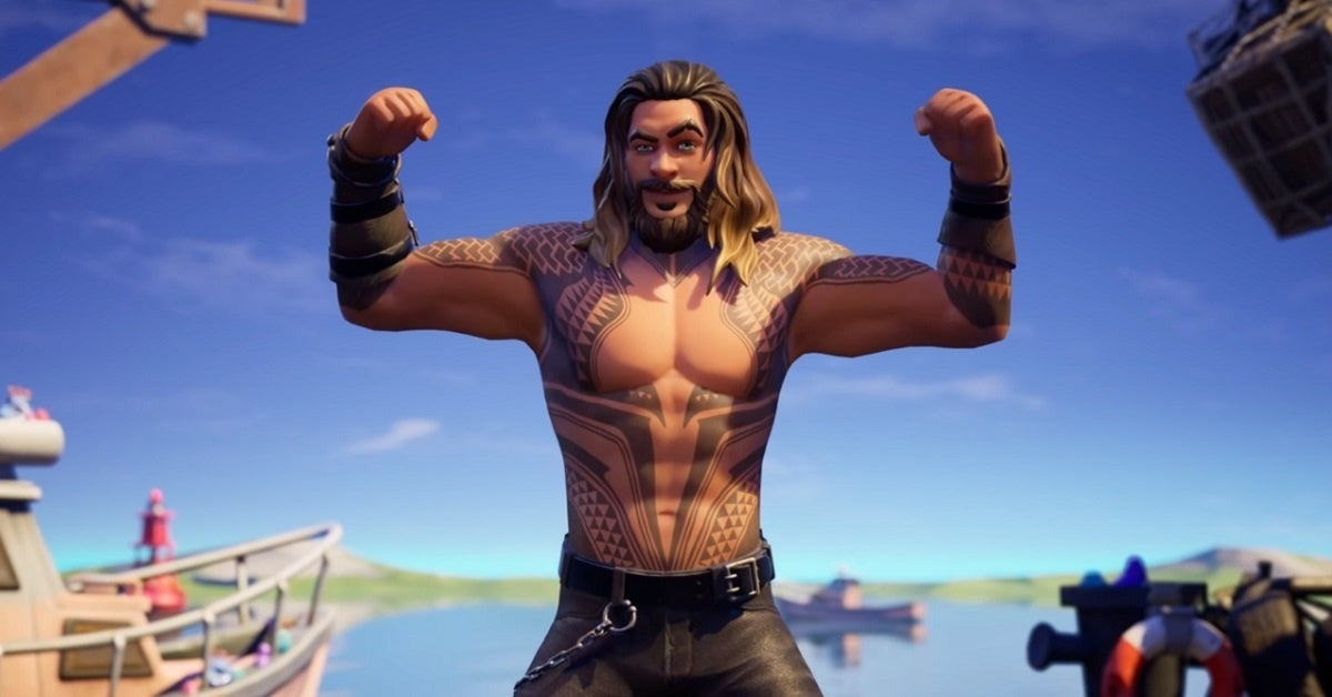 Fortnite Aquaman Skins