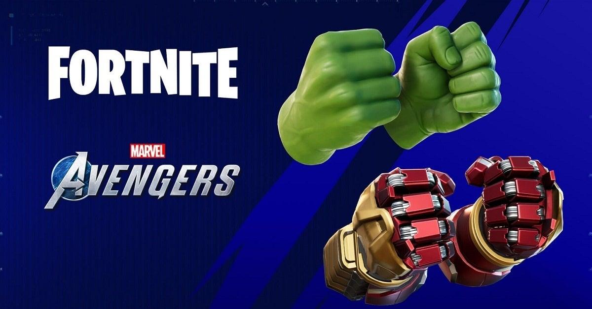 Fortnite Marvel's Avengers