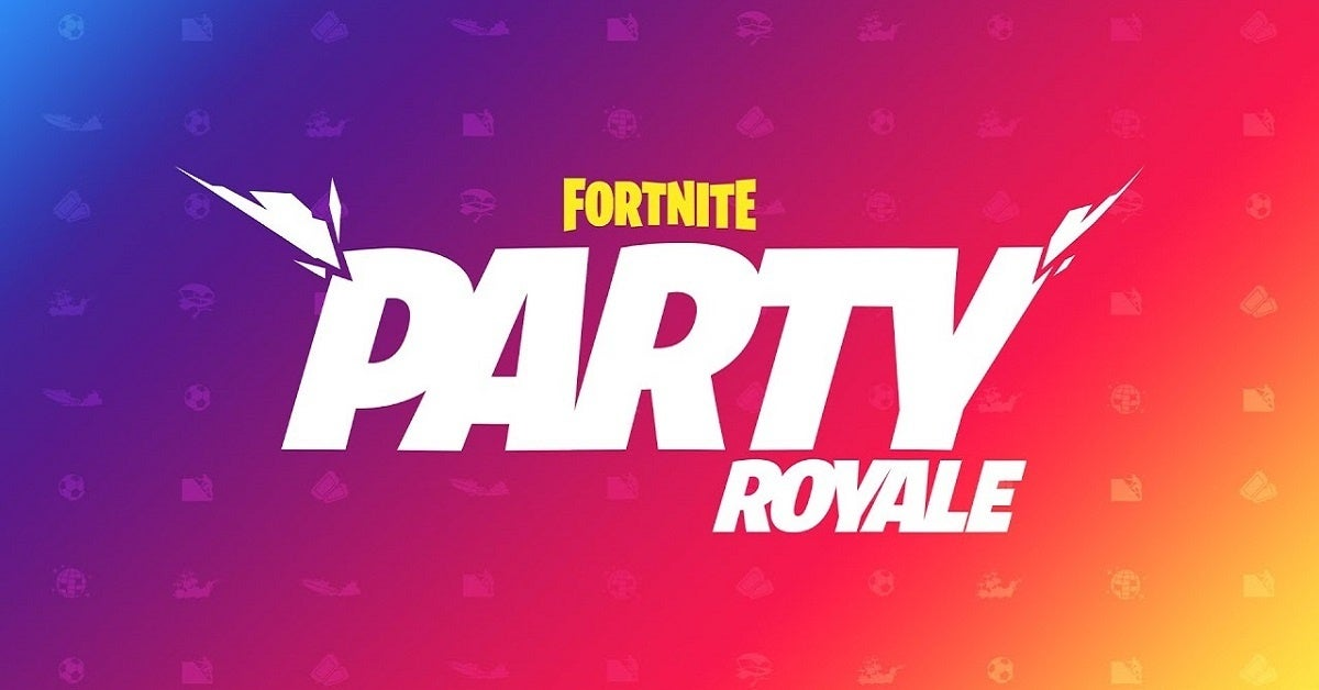 Fortnite Party Royale