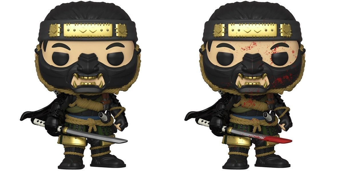 ghost-of-tsushima-funko-pops