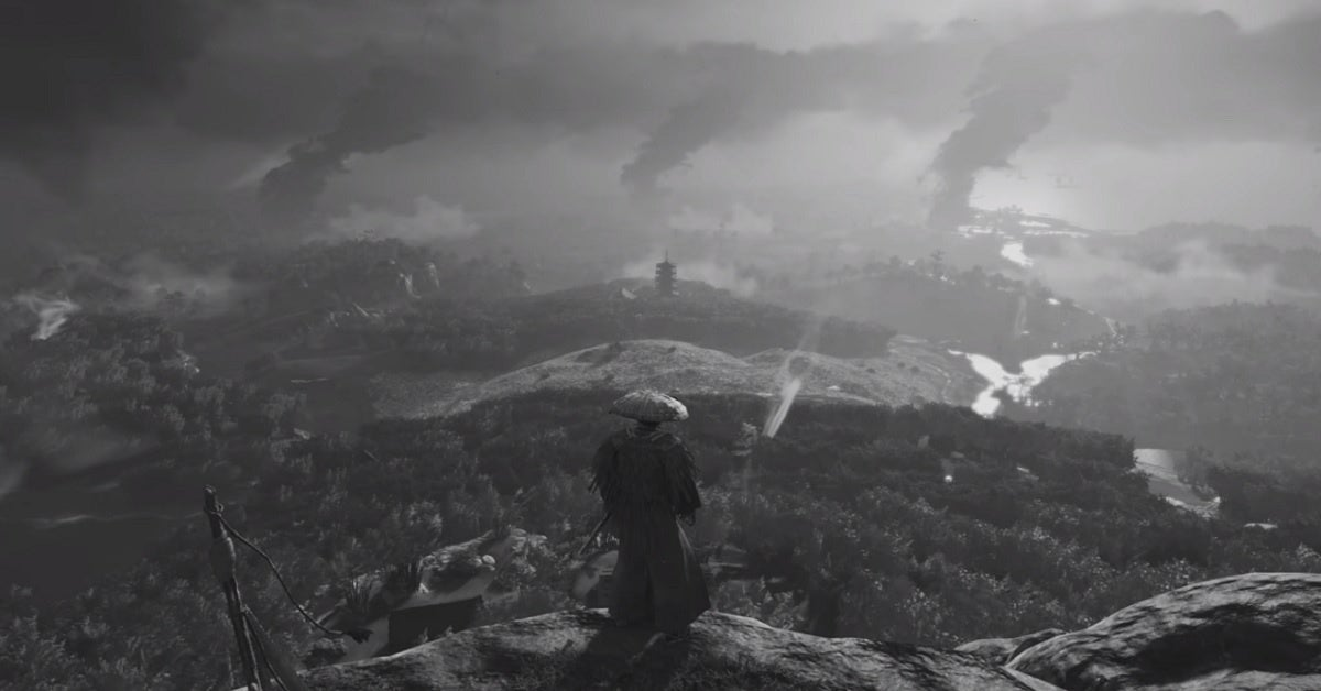 Ghost of Tsushima Mode