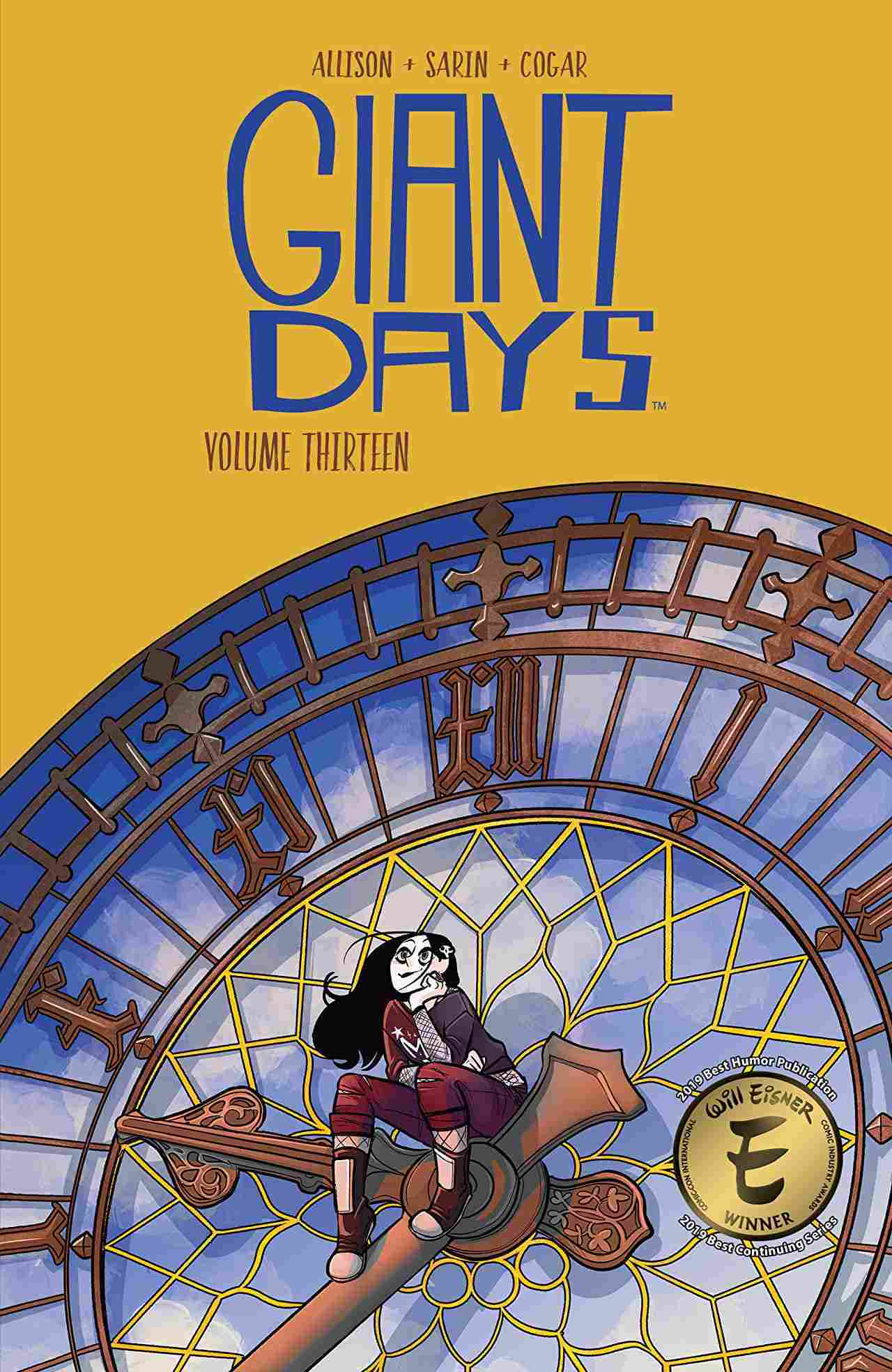 Giant Days Vol 13