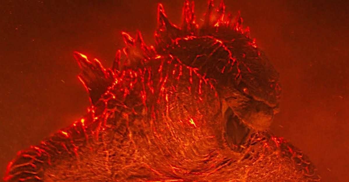 Godzilla Figure