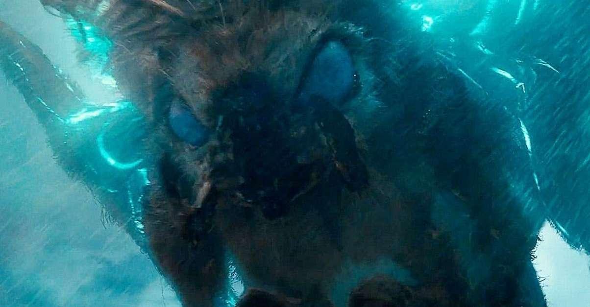 Godzilla King of the Monsters Cut Scene Post Credits