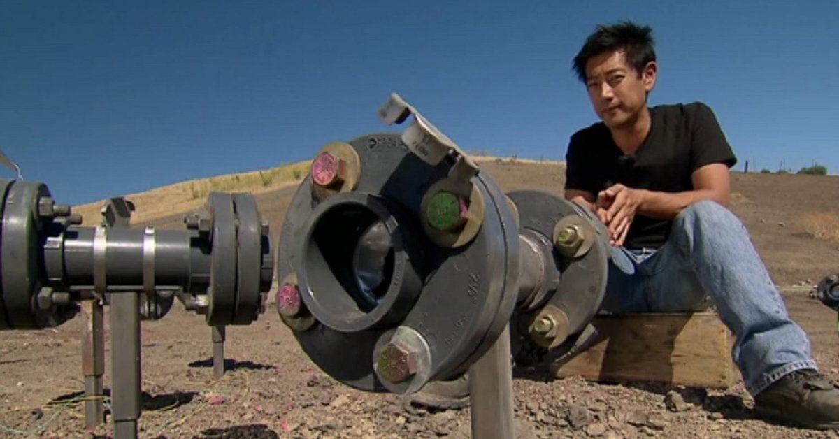 grant imahara mythbusters discovery channel